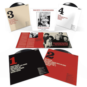 Tom Petty And The Heartbreakers - The Best Of Everything - The Definitive Career Spanning Hits Collection 1976-2016 LP Set