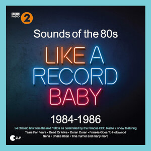 Various Artists - Sounds Of The 80s ' Like A Record Baby (1984-1986) 2xLP