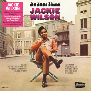 Jackie Wilson - Do Your Thing LP