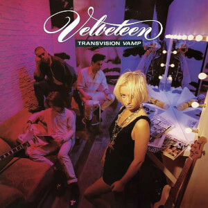 Transvision Vamp - Velveteen LP