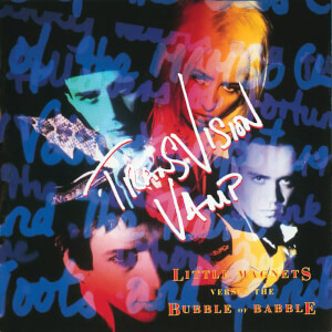 Transvision Vamp - Little Magnets Versus The Bubble Of Babble LP