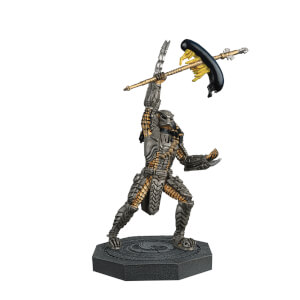 "Eaglemoss Figure Collection - Scar Predator Resin 7.5"" Figurine"