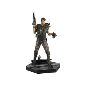 "Eaglemoss Figure Collection - Aliens Private Hudson 5.1"" Figurine"