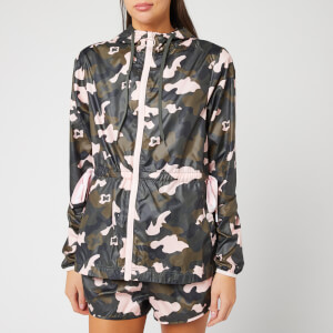 The Upside Women's Forest Camo Ash Jacket - Camo/Multi