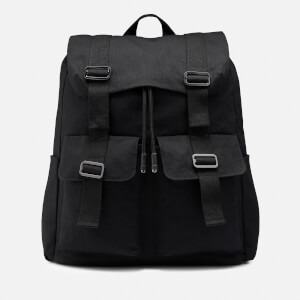 Reebok X Victoria Beckham Women's Fashion Backpack - Black