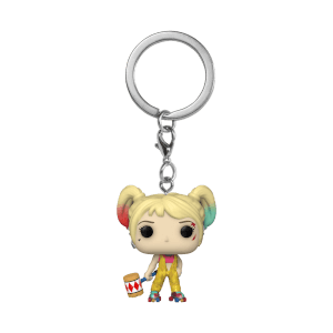 Llavero Funko Pop! - Harley Quinn (Boobytrap Battle) - Birds Of Prey