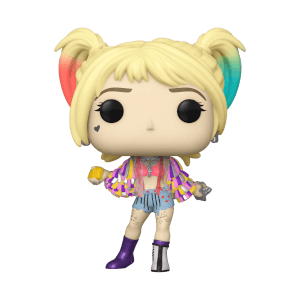 Birds Of Prey - Harley Quinn (Caution Tape) Figura Funko Pop! Vinyl
