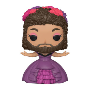 The Greatest Showman Bearded Lady Pop! Vinyl Figure
