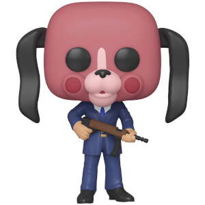 Umbrella Academy Cha Cha with Mask Funko Pop! Vinyl
