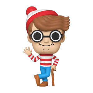 Waldo Where's Waldo Pop! Vinyl