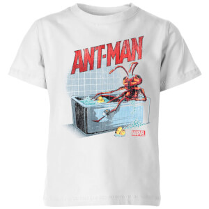 Marvel  Bathing Ant Kids' T-Shirt - White