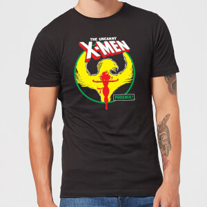 X-Men Dark Phoenix Circle t-shirt - Zwart