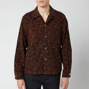 Our Legacy Men's PX Evening Shirt - Swirl Print