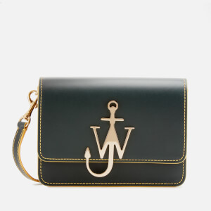 JW Anderson Women's Anchor Logo Bag - Forest Green