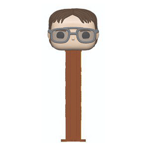 The Office Dwight Schrute Funko Pop! Pez