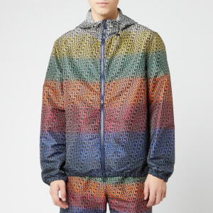 Missoni Men's Patterned Anorak - Multi