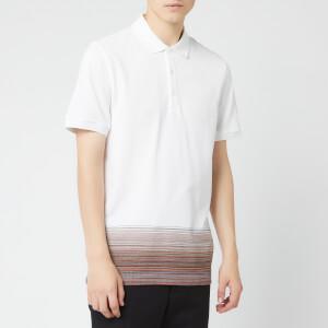 Missoni Men's Short Sleeve Polo Shirt - Multi