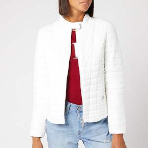 Guess Women's Vona Jacket - True White