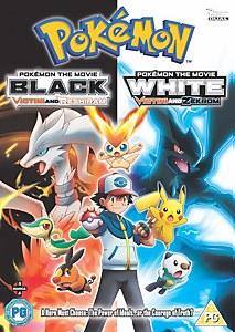 Pokemon Movie 14: Black & White - Victini and Zekrom/Victini and Reshiram