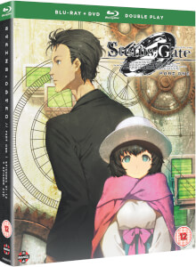 Steins Gate 0 - Part One