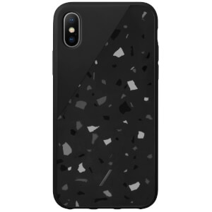 Native Union Clic Terrazzo iPhone XS Max Case - Black
