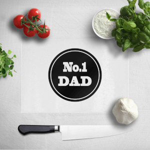 No.1 Dad Chopping Board