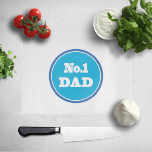 No. 1 Dad Chopping Board