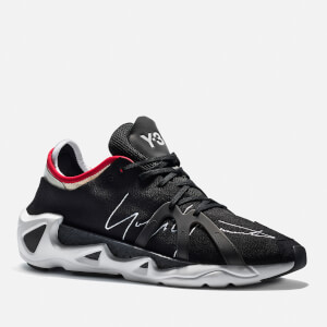 Y-3 Fyw S-97 Trainers - Black Y3/FTWR White