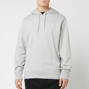 Y-3 Men's Logo Hoody - Archive Grey