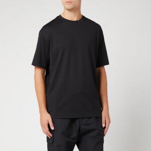 Y-3 Men's Toketa Print Short Sleeve T-Shirt - Black