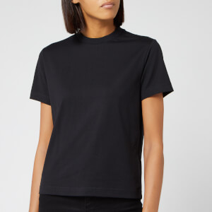 Y-3 Women's Toketa Print Short Sleeve T-Shirt - Black
