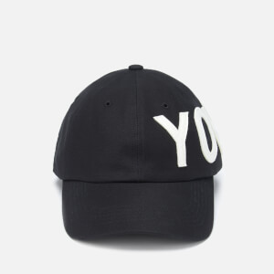 Y-3 Men's Yohji Cap - Black