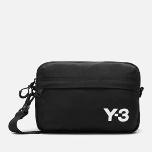 Y-3 Men's Sling Bag - Black
