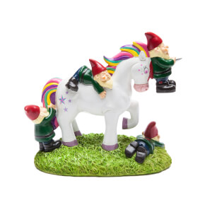 Unicorn Attack Garden Gnome