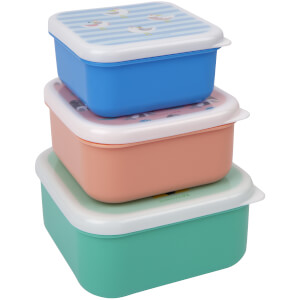 Sunnylife Kids Nested Container Explorer