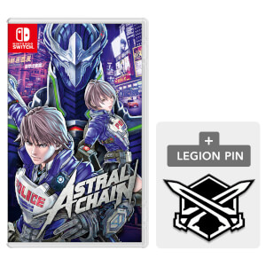 ASTRAL CHAIN + Legion Pin