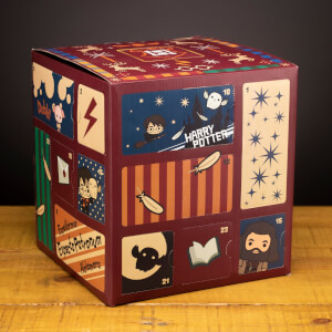 Harry Potter 24 Day Cube Advent Calendar