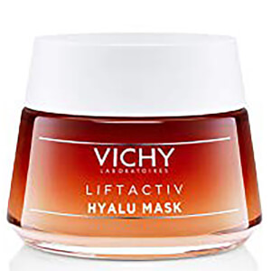 Vichy LiftActiv Hyalu Face Mask with 1% Natural Origin Hyaluronic Acid 1.69 oz