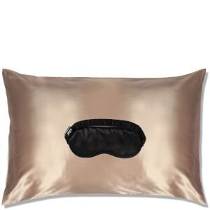 Slip Beauty Sleep Gift Set - Caramel/Black