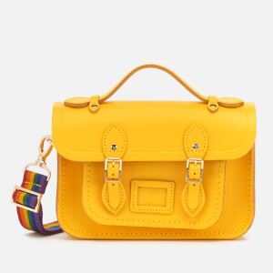 The Cambridge Satchel Company Women's Mini Satchel - Spectra Yellow/Rainbow