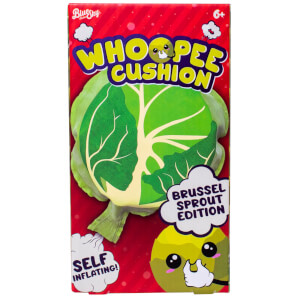 Brussel Sprout Whoopee Cushion