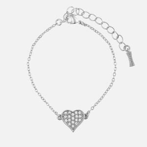 Ted Baker Women's Hisna Hidden Heart Bracelet - Silver