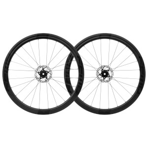 Fast Forward F4 DT240 Disc Brake Clincher Wheelset