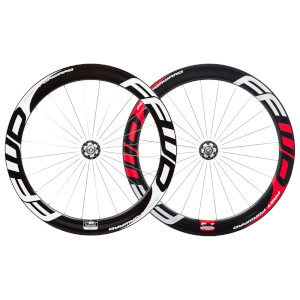 Fast Forward F6T Track Front Tubular Wheel