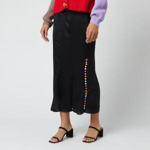 Olivia Rubin Women's Hannah Slip Skirt - Black