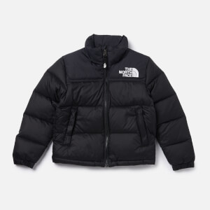 The North Face Boys' 1996 Retro Nuptse Down Jacket - TNF Black