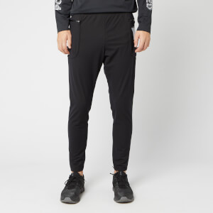 Satisfy Men's Justice Merino Running Pants - Black