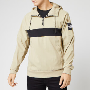 The North Face Men's Pullon 1/4 Zip Hoody - Twill Beige