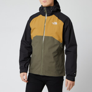 The North Face Men's Stratos Jacket - New Taupe Green