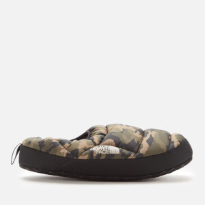 The North Face Men's NSE Tent Mule Slippers - TNF Black/Camo Print